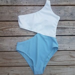Other - NEW One Piece Cut Out Bathing Suit